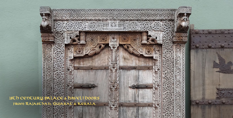Architectural Antiques from India