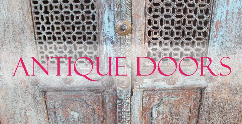 Indian Doors from Opium