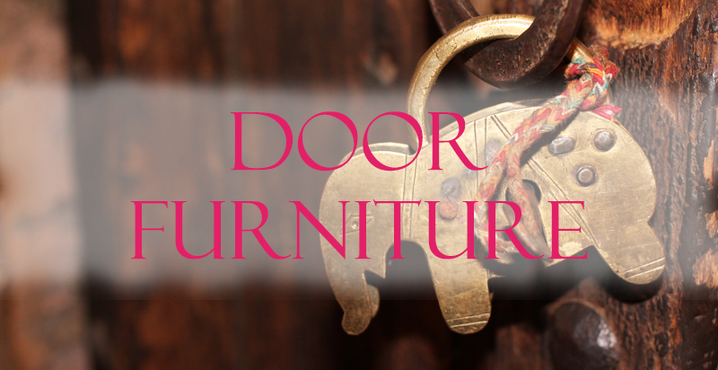 Indian Door Furniture from Opium