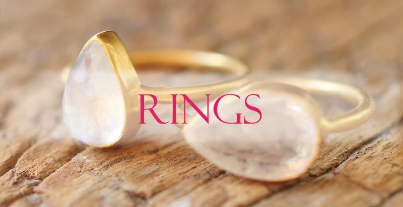 Indian Gifts from Opium - Rings